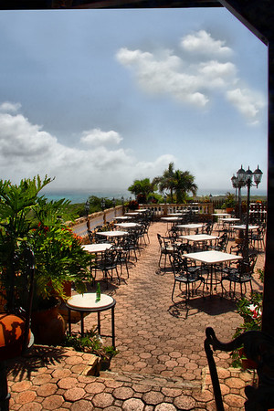 IMG#9182 Veranda dining in Aruba