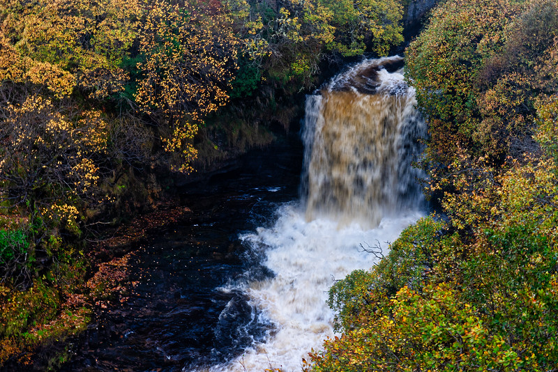 Leaft Falls, Isle of Skye