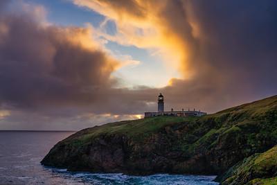 Tiumpan Head Lighthouse, Stornoway, Scotland