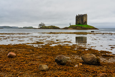 Castle Stalker, Scottish Highlands