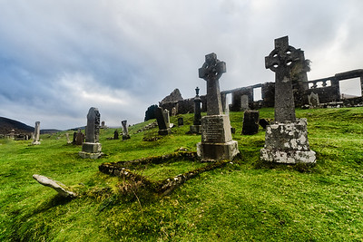 Old Church Cemetary, Socttish Highlands