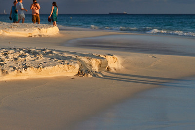 Sunset on Eagle Beach...Aruba 2014