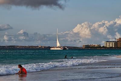 Eagle Beach...Aruba May 2014