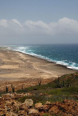 IMG#9126  Hazy western tip, Aruba 5/19/09.