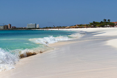 Eagle Beach...Aruba 2014