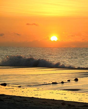IMG#900 Sunrise...Myrtle Beach, South Carolina 2007