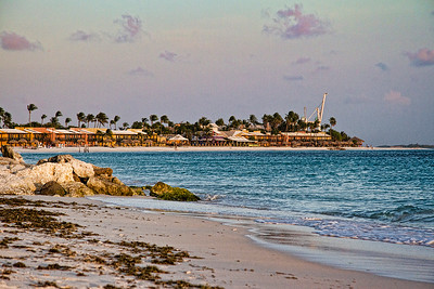 IMG#0181  Aruba, Casa del Mar beach, 5/25/12... 5:41 pm, just before sunset.