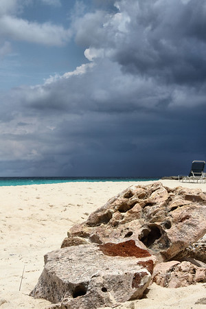 IMG#1451  Skies in Aruba warn there will be rain...very little and very brief shower followed. 5/20/11 10.59am
