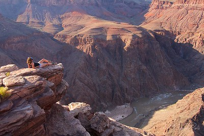 Grand Canyon at Pateau Point