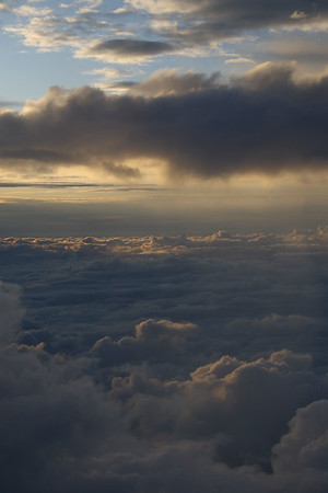 IMG#1503 Early morning sun above the Atlantic Ocean...