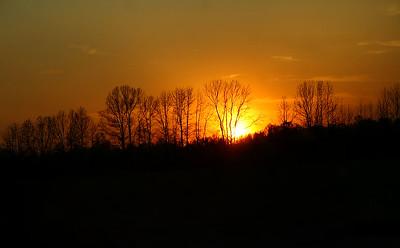IMG#0084 North Carolina April Sunset