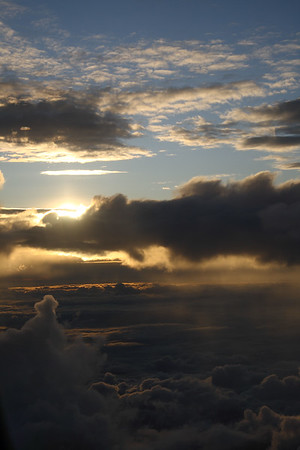 IMG#1504 Rising through the Clouds...somewhere above Ocean City, Maryland