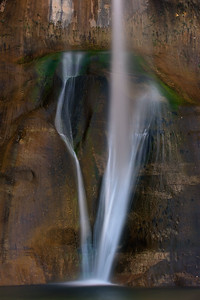 Lower Calf Creek Fall and pool, Escalante National Monument, Utah, USA.