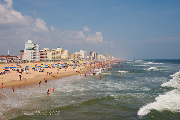 Virginia Beach- 2005
