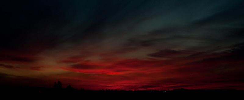 Skagit Valley sunset