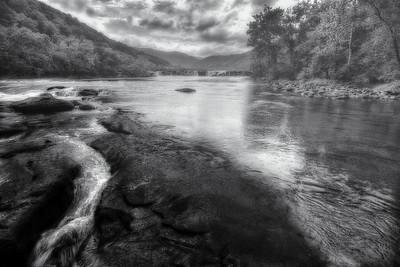 Sandstone Falls Photo
