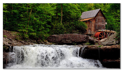 Gristmill Photo