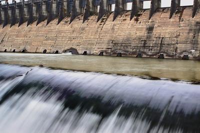 Bluestone Dam Photo