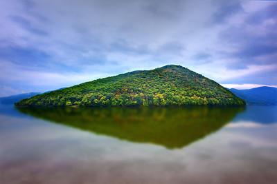 Bluestone Lake Photo