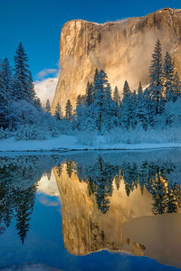 El Capitan Morning Reflection