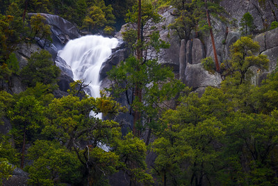 Upper Cascade Fall, Yosemite National Park