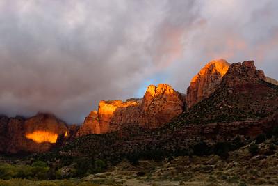 Zion National Park, Utah, USA.