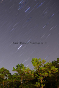 Pine Mountain Star Trail