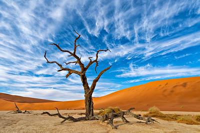 Deadvlei Sky, Namibia