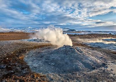 Icelandic Fumaroles