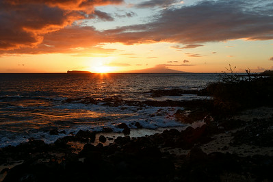 """Molokini Sunset"""