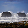 Twin Rocks High Waves #0017