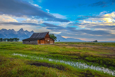 Moulton Barn, Grand Teton