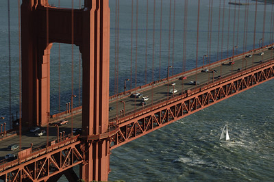 The Gate to the San Francisco Bay
