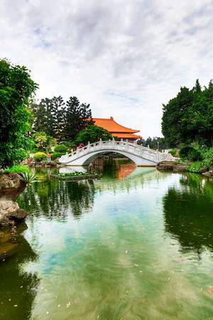 Water bridge