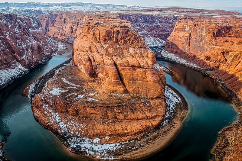 Horseshoe Bend, Arizona USA