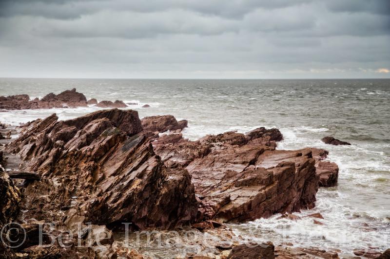 Duet of Rock & Sea