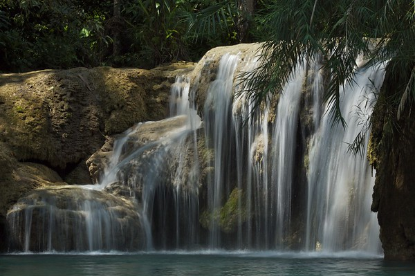 Luang Prabang Waterfall, Laos.