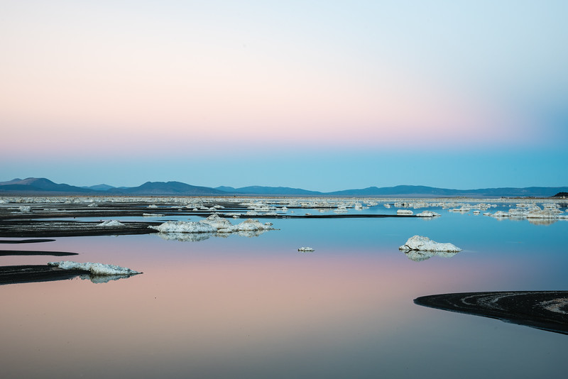 Black Point, Mono Lake.