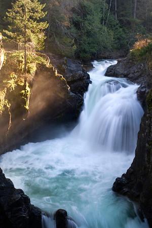 Old Englishman Falls
