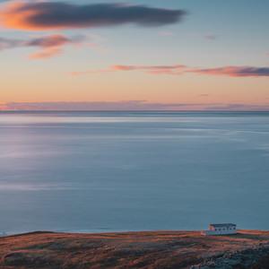 Solitude. Siglufjörður, North Iceland.