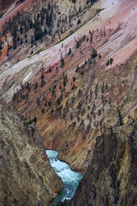Grand Canyon of the Yellowstone II