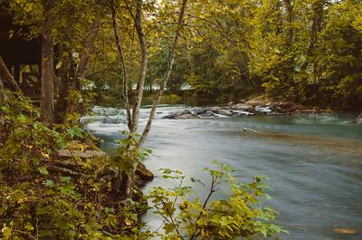 Chattahoochee River, Helen GA