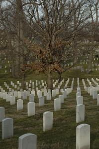 Arlington Nation Cemetery, Virginia