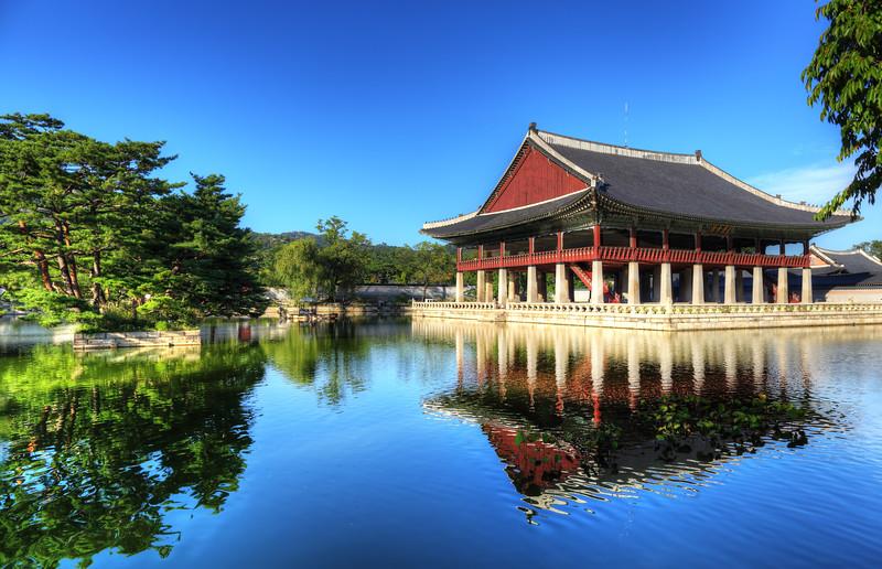 The Floating Pagoda