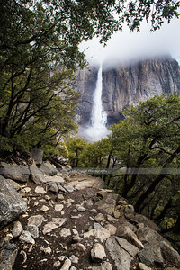 Yosemite Valley - Upper Falls