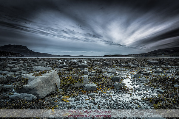 Low Tide at Loch Broom