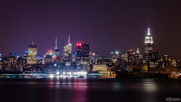 Midtown Lights, NYC