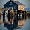 Piers End Boathouse - Old Coast Guard Pier #44n