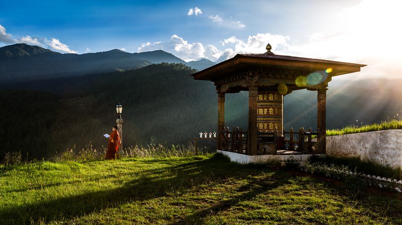 Harmony                                                                  #bhutan #travelasia #buketlist #travel #canon #5DIII