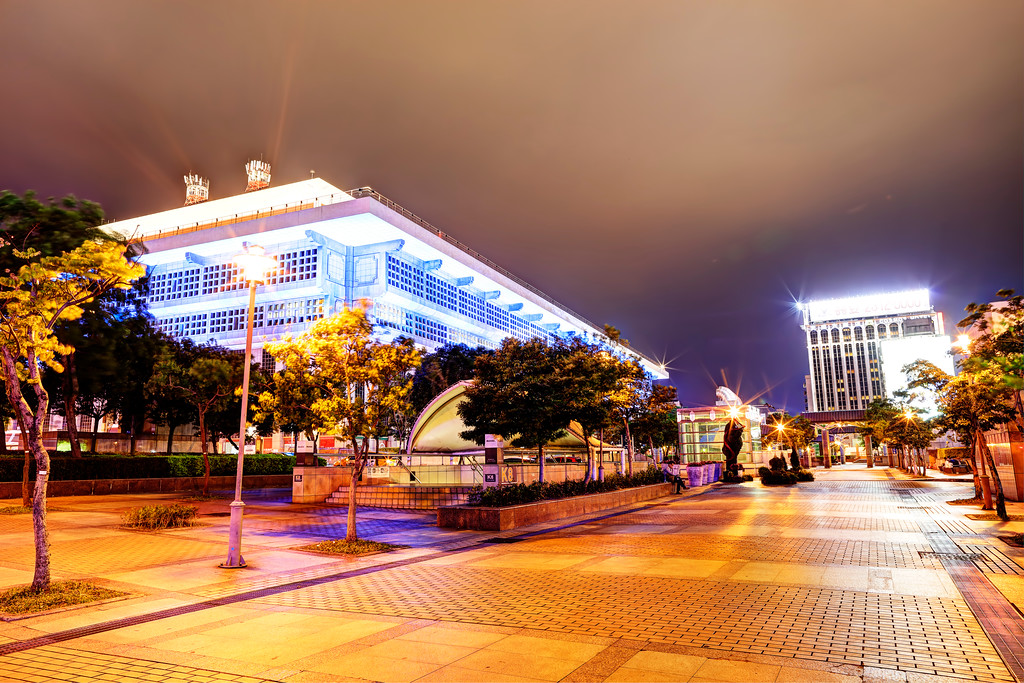 Taipei Central station